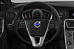 Car pictures of steering wheel view of a 2017 Volvo S60 T5 4 Door Sedan Steering Wheel