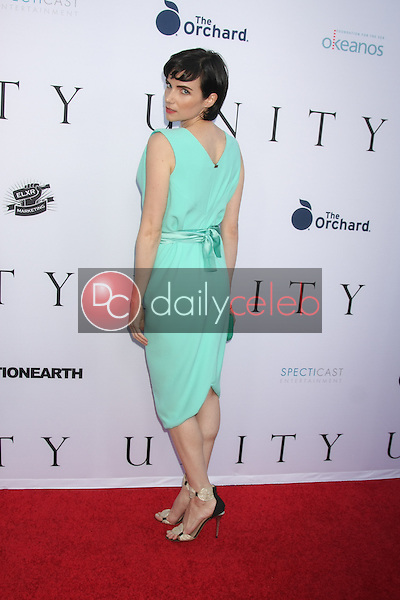 """Victoria Summer<br /> <br /> at the """"Unity"""" Documentary World Premeire, Director's Guild of America, Los Angeles, CA 06-24-15"""