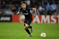 Maxime Lopez of Marseille in action during the Uefa Europa League 2018/2019 football match between SS Lazio and Marseille at stadio Olimpico, Roma, November, 08, 2018 <br />  Foto Andrea Staccioli / Insidefoto