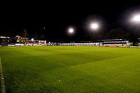 General view of the ground ahead of Hampton & Richmond Borough vs Oldham Athletic, Emirates FA Cup Football at the Beveree Stadium on 12th November 2018