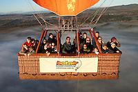 20130622 June 22 Hot Air Balloon Gold Coast
