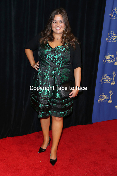 LOS ANGELES, CA - JUNE 20: Angelica McDaniel at the Daytime Creative Arts Emmy Awards Gala at the Westin Bonaventure Hotel on June 20, 2014 in Los Angeles, California. Credit: mpi86/MediaPunch<br /> Credit: MediaPunch/face to face<br /> - Germany, Austria, Switzerland, Eastern Europe, Australia, UK, USA, Taiwan, Singapore, China, Malaysia, Thailand, Sweden, Estonia, Latvia and Lithuania rights only -