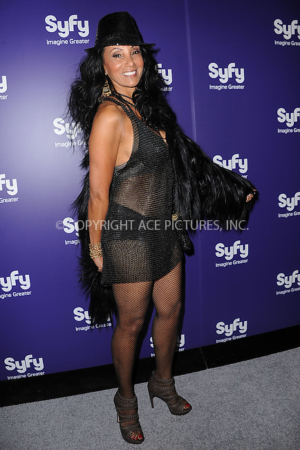 WWW.ACEPIXS.COM . . . . . .January 24, 2011...New York City... Julie Brown attends the SYFY World Premiere of Mega Python vs. Gatoroid at the Ziegfeld Theater on January 24, 2011 in New York City....Please byline: KRISTIN CALLAHAN - ACEPIXS.COM.. . . . . . ..Ace Pictures, Inc: ..tel: (212) 243 8787 or (646) 769 0430..e-mail: info@acepixs.com..web: http://www.acepixs.com .