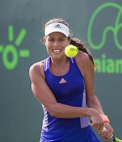ANA IVANOVIC (SRB)<br /> <br /> Tennis - MIAMI OPEN 2015 - ATP 1000 - WTA Premier -  Crandon park Tennis Centre  - Miami - United States of America - 2015<br /> &copy; AMN IMAGES