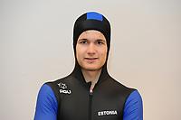 SPEEDSKATING: ERFURT: 18-01-2018, SportNavigator, Marten Liiv (EST), photo: Martin de Jong