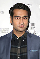 01 February 2018 - Beverly Hills, California - Kumail Nanjiani. 2018 Writers Guild &quot;Beyond Words&quot;. <br /> CAP/ADM/FS<br /> &copy;FS/ADM/Capital Pictures