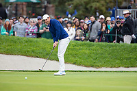 26th January 2020, Torrey Pines, La Jolla, San Diego, CA USA;  Rory McIlroy puts during the final round of the Farmers Insurance Open at Torrey Pines Golf Club on January 26, 2020 in La Jolla, California.