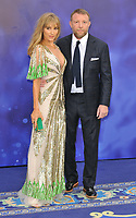 """Guy Ritchie and Jacqui Ainsley at the """"Aladdin"""" European gala film screening, Odeon Luxe Leicester Square, Leicester Square, London, England, UK, on Thursday 09th May 2019.<br /> CAP/CAN<br /> ©CAN/Capital Pictures"""