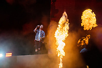 SAN FRANCISCO, CALIFORNIA - AUGUST 11: KYGO performs during the 2019 Outside Lands Music And Arts Festival at Golden Gate Park on August 11, 2019 in San Francisco, California. Photo: Alison Brown/imageSPACE/MediaPunch