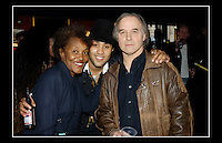 Gloria Jones, Rolan Bolan & Bill Legend - Born to Boogie VIP Premier - Curzon Cinema, Mayfair, London W1 - 26th April 2005
