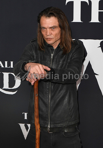 """13 February 2020 - Hollywood, California - Micah Fitzgerald . """"The Call of the Wild"""" Twentieth Century Studios World Premiere held at El Capitan Theater. Photo Credit: Dave Safley/AdMedia"""