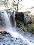 Weeping Rock, Jamison Creek, Blue Mountains, NSW