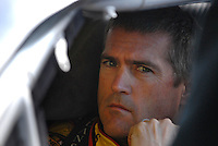 Feb 15, 2007; Daytona, FL, USA; Nascar Busch Series driver Bobby Labonte (77) during practice for the Orbitz 300 at Daytona International Speedway. Mandatory Credit: Mark J. Rebilas