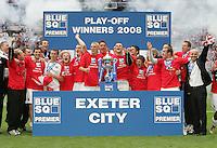 080518 Exeter City v Cambridge Utd