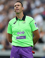Assistant Referee: Quinton Immelman (South Africa) during the Super Rugby match between the Cell C Sharks and the Western Force at Growthpoint Kings Park on May 06, 2017 in Durban, South Africa. Photo by Steve Haag / stevehaagsports.com
