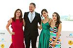52 FESTIVAL INTERNACIONAL DE CINEMA FANTASTIC DE CATALUNYA. SITGES 2019.<br /> The Cleaning Hour-Photocall.<br /> Damien LeVeck, Alix Anelis, Ana Uridou & Natalie LeVeck.