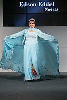 SÃO PAULO, SP, 24.07.2016 - MODA-SP - Desfile da marca Edson Edel durante o 14 Fashion Weekend Plus Size que acontece neste domingo, 24 no Centro de Convenções Frei Caneca. (Foto: Ciça Neder/Brazil Photo Press)