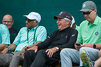 Gary Player on the first tee during the first round at the Nedbank Golf Challenge hosted by Gary Player,  Gary Player country Club, Sun City, Rustenburg, South Africa. 08/11/2018 <br /> Picture: Golffile | Tyrone Winfield<br /> <br /> <br /> All photo usage must carry mandatory copyright credit (&copy; Golffile | Tyrone Winfield)