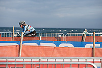 pre race recon. <br /> <br /> Women U23 race.<br /> <br /> UCI 2019 Cyclocross World Championships<br /> Bogense / Denmark<br /> <br /> <br /> &copy;kramon
