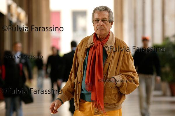 Tommaso Staiti di Cuddia delle Chiuse.Milano, 6 Aprile 2005.