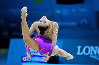 August 29, 2013 - Kiev, Ukraine - NATALIA GARCIA TIMOFEEVA of Spain performs at 2013 World Championships.