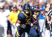 October 20th, 2012: California's Brendan Bigelow in action during a game against Stanford at Memorial Stadium at Berkeley, Ca   Stanford defeated California 21 - 3