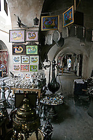 Antique market, Mardin, southeastern Turkey