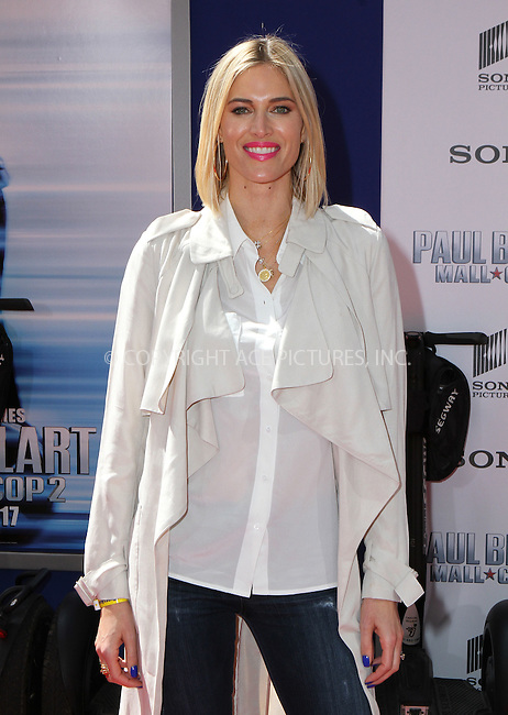 WWW.ACEPIXS.COM<br /> <br /> April 11 2015, New York City<br /> <br /> Kristen Taekman arriving at the 'Paul Blart: Mall Cop 2' New York Premiere at AMC Loews Lincoln Square on April 11, 2015 in New York City.<br /> <br /> By Line: Nancy Rivera/ACE Pictures<br /> <br /> <br /> ACE Pictures, Inc.<br /> tel: 646 769 0430<br /> Email: info@acepixs.com<br /> www.acepixs.com