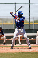 Guillermo Pimentel  - Texas Rangers - 2009 extended spring training.Photo by:  Bill Mitchell/Four Seam Images