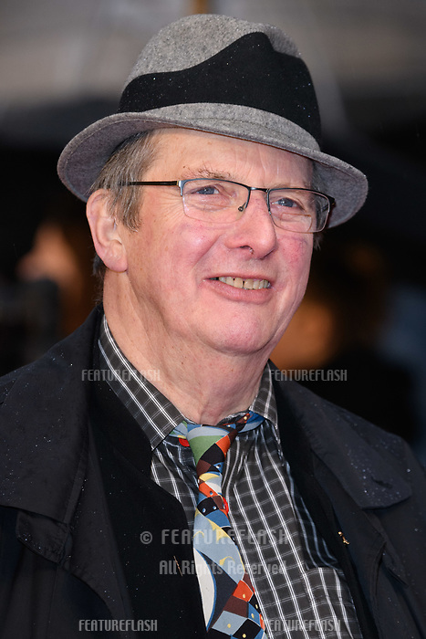Director Mike Newell at 'The Guernsey Literary and Potato Peel Pie Society' film premiere, London, UK. <br /> 09 April  2018<br /> Picture: Steve Vas/Featureflash/SilverHub 0208 004 5359 sales@silverhubmedia.com