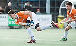 WASSENAAR - Hoofdklasse hockey heren, HGC-Bloemendaal (0-5).  Tim Swaen (Bldaal)  scoort   COPYRIGHT KOEN SUYK