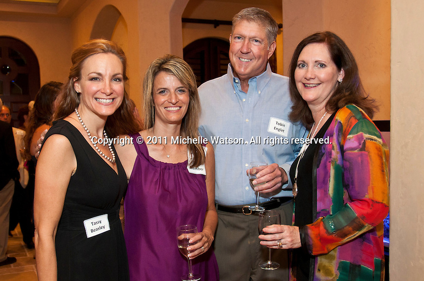 Wine & Tapas supporting Patrons for Bellaire Parks