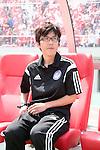 Kaori Taneda (Belle), <br /> MAY 4, 2014 - Football /Soccer : <br /> Plenus Nadeshiko League 2014 <br /> between Urawa Reds Ladies 1-3 Okayama Yunogo Belle <br /> at Saitama Urawa Komaba Stadium, Saitama, Japan. <br /> (Photo by AFLO SPORT) [1205]