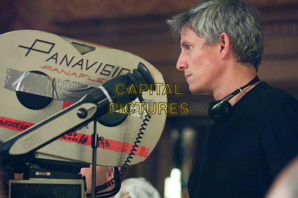JOHN CURRAN (DIRECTOR) .on the set of The Painted Veil .**Editorial Use Only**.CAP/FB.Supplied by Capital Pictures