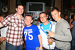 Dean, Brian, Luke and Jacob enjoying a night in the Star and Crescent..Picture: Shane Maguire / www.newsfile.ie.