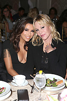 BEVERLY HILLS, CA - OCTOBER 12: ***HOUSE COVERAGE*** Eva Longoria and Melanie Griffith  pictured inside at the Eva Longoria Foundation Gala at The Four Seasons Beverly Hills in Beverly Hills, California on October 12, 2017. Credit: Faye Sadou/MediaPunch