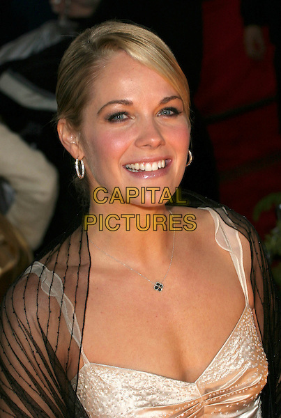 ANDREA ANDERS.31st Annual People's Choice Awards held at the Pasadena Civic Auditorium,  Pasadena, California, USA, .09 January 2005 .portrait headshot.Ref: ADM.www.capitalpictures.com.sales@capitalpictures.com.©Charles Harris/AdMedia/Capital Pictures .