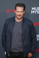 LOS ANGELES, CA - JUNE 10: Jason Lewis, at the Los Angeles Premiere Screening of Murder Mystery at Regency Village Theatre in Los Angeles, California on June 10, 2019. <br /> CAP/MPIFS<br /> ©MPIFS/Capital Pictures