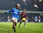 01.12.2019 Rangers v Hearts: Joe Aribo