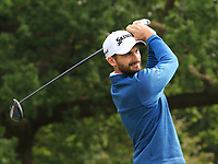 Chris Selfridge (NIR) on the 2nd tee during Round 1 of the Bridgestone Challenge 2017 at the Luton Hoo Hotel Golf &amp; Spa, Luton, Bedfordshire, England. 07/09/2017<br /> Picture: Golffile | Thos Caffrey<br /> <br /> <br /> All photo usage must carry mandatory copyright credit     (&copy; Golffile | Thos Caffrey)