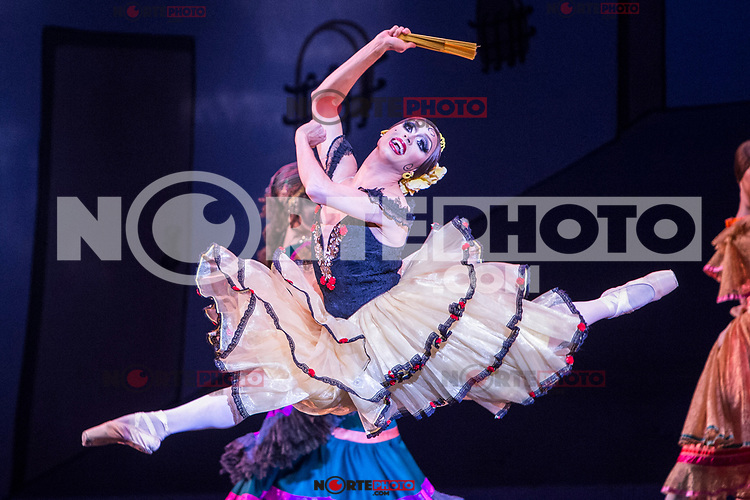 Les Ballets Trockadero de Monte Carlo at Canal theater in Madrid, Spain. March 29, 2017. (ALTERPHOTOS / Rodrigo Jimenez)