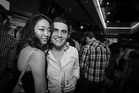 small&TALL with Ewan Pearson & Konrad Black at Kee Club - event photography hong kong
