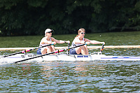 Race: 9  Event: Aspirational 2x<br /> Crew: 170  Club: Warwick<br /> <br /> Henley Women's Regatta 2018<br /> Friday<br /> <br /> To purchase this photo, or to see pricing information for Prints and Downloads, click the blue 'Add to Cart' button at the top-right of the page.