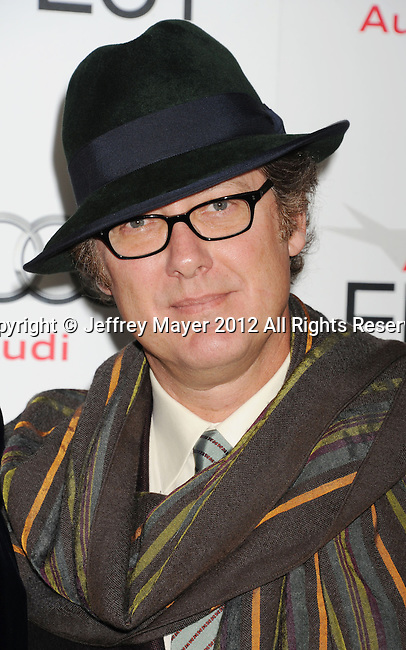 HOLLYWOOD, CA - NOVEMBER 08: James Spader arrives at the 'Lincoln' premiere during the 2012 AFI FEST at Grauman's Chinese Theatre on November 8, 2012 in Hollywood, California.