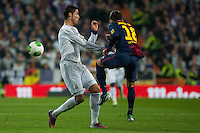 Real Madrid - Barcelona 2012 Copa
