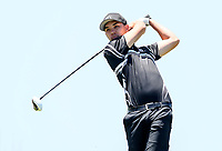 Ben Swinburne of Hawkes Bay. Day One of the Toro Interprovincial Men's Championship, Mangawhai Golf Club, Mangawhai,  New Zealand. Tuesday 5 December 2017. Photo: Simon Watts/www.bwmedia.co.nz