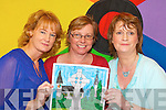 SCHOOL DAYS:Pictured at the official openening of  a new extension to Scoil Ide  National School in Curranes on Friday last were Sile Cremin, Alison Nolan and Helena Foran   Copyright Kerry's Eye 2008