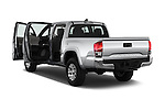 Car images of 2016 Toyota Tacoma SR5 4 Door Pickup Doors