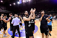 New Zealand Tall Blacks&rsquo; Jordan Ngatai, FIBA World Cup Basketball Qualifier - NZ Tall Blacks v Syria at TSB Bank Arena, Wellington, New Zealand on Sunday 2 2018. <br /> Photo by Masanori Udagawa. <br /> www.photowellington.photoshelter.com