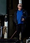 OCT 29: Former assistant to Bobby Frankel, Humberto Ascanio at Santa Anita Park in Arcadia, California on Oct 29, 2019. Evers/Eclipse Sportswire/Breeders' Cup